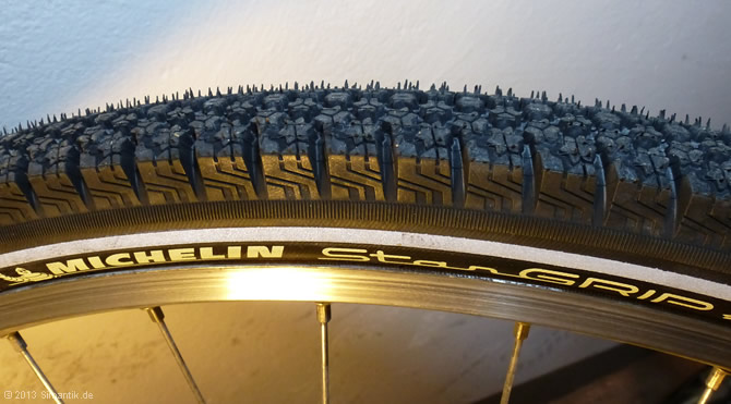 fahrrad winterreifen michelin stargrip test. Black Bedroom Furniture Sets. Home Design Ideas